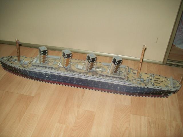 Puzzles Titanic Titani12