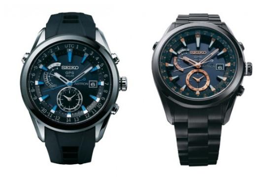 Seiko Astron : une montre solaire dotée d'un récepteur GPS Seiko10