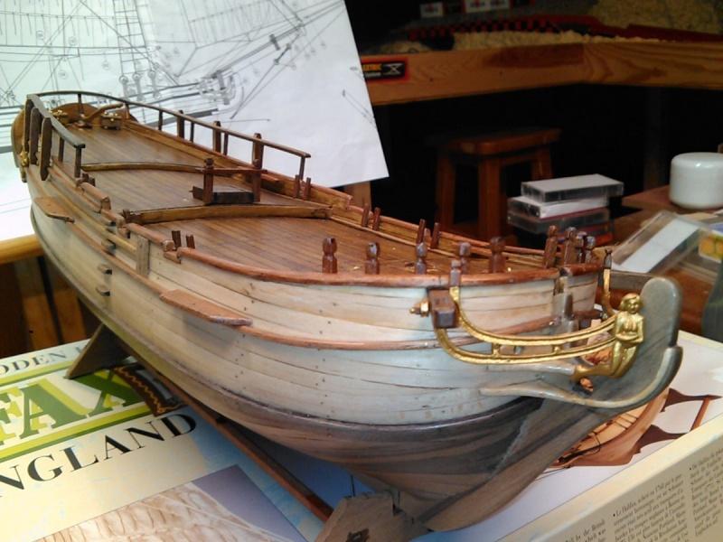 HMS HALIFAX au 1/35 de constructo  Img08510