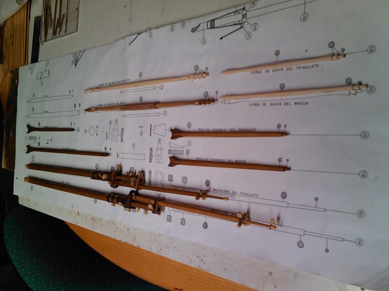 HMS HALIFAX au 1/35 de constructo  - Page 3 Img11114