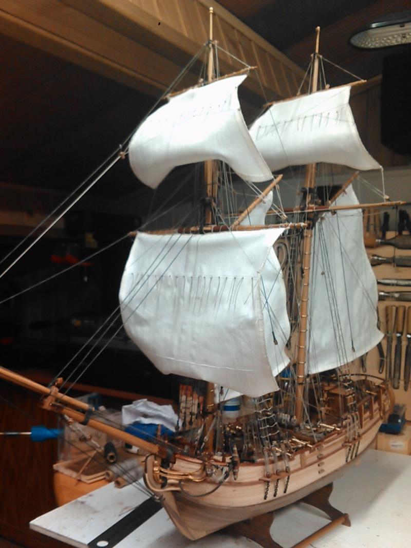 HMS HALIFAX au 1/35 de constructo  - Page 8 Img19610