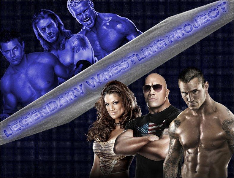 Legendary Wrestling Projet.