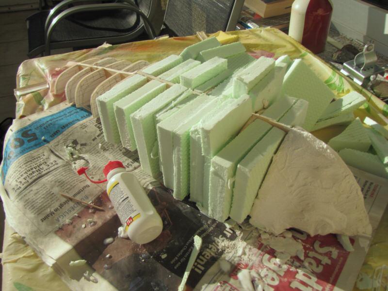 Bau einer Kugelbake Boot_010