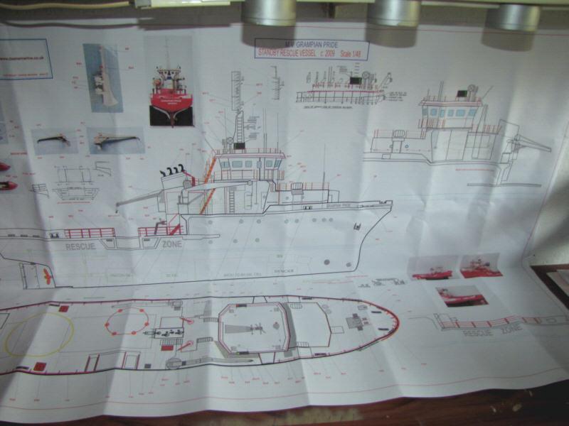 Neues Projekt: Die Grampian Pride von Deans Marine Schiff16