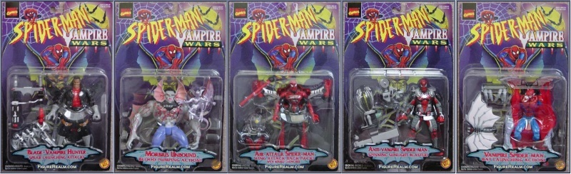 Spider-Man/The Animated Serie (Toy Biz) 1994-1996  Vampir10