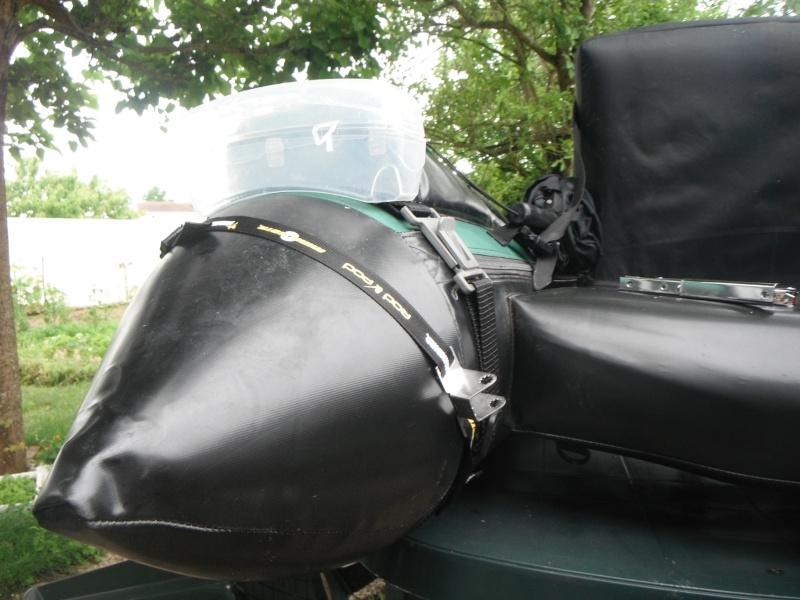 Support de sondeur pour float tube Dscf0519