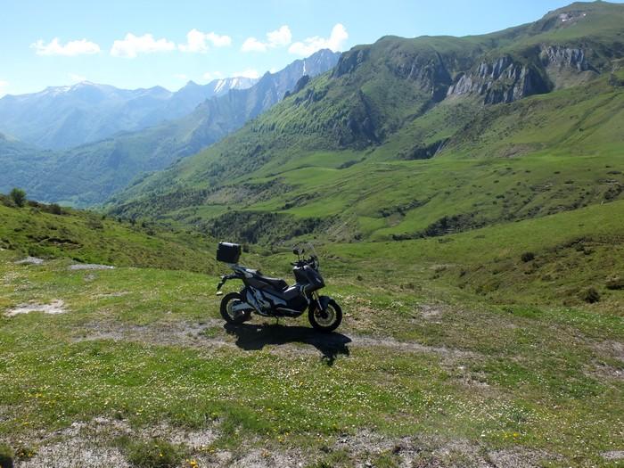 Honda Africa Twin CRF 1100 L, le trail qui trace sa route 112