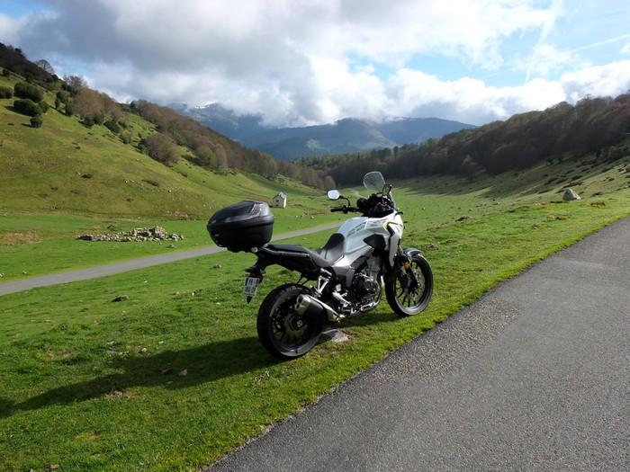 Honda CB 500 X, ma petite Africa Twin Dscf6312