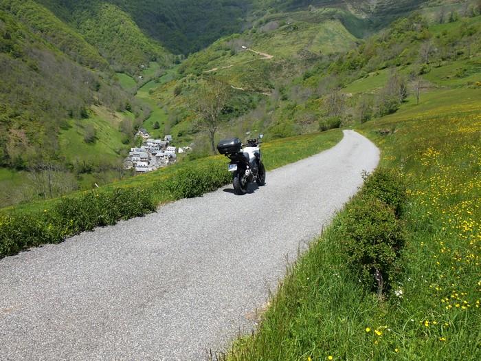 Premiers tours de roues avec ma Honda CB 500 X Dscf6417