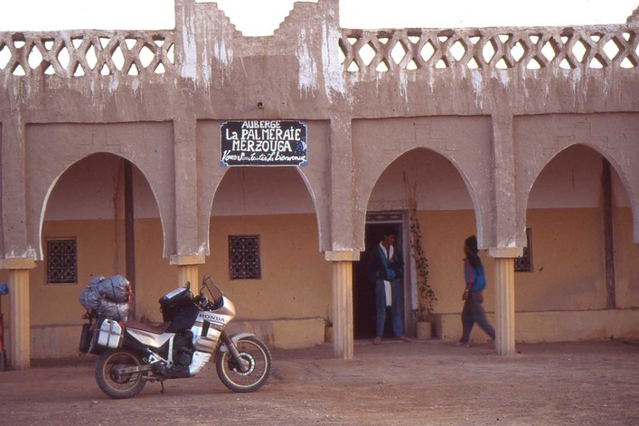 Honda CB 500 X, ma petite Africa Twin Img01510