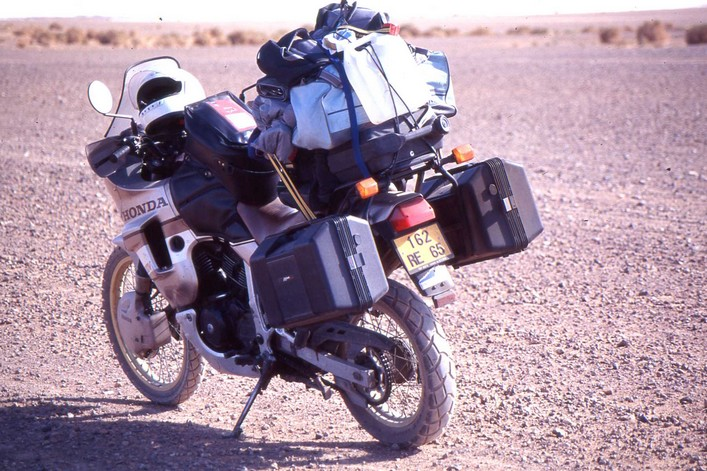 Honda CB 500 X, ma petite Africa Twin Img09611