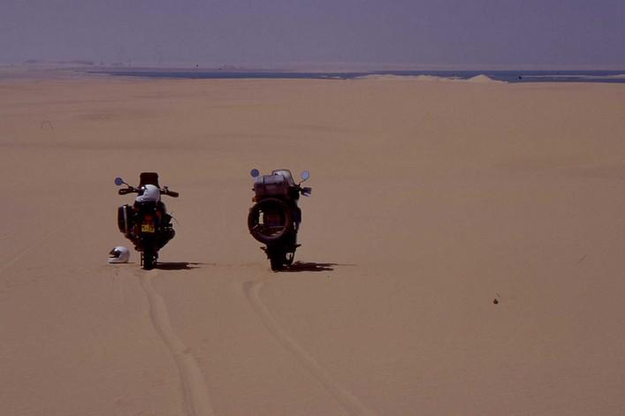 Honda CB 500 X, ma petite Africa Twin Img13710