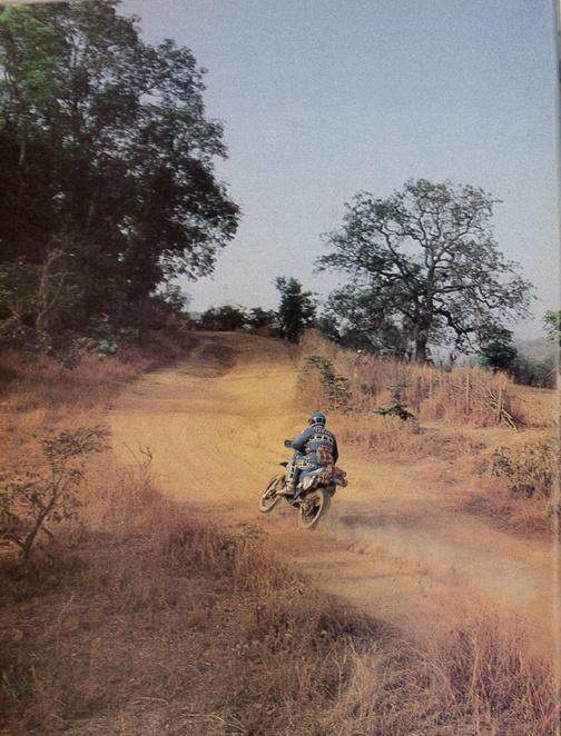 Histoire de la Yamaha Ténéré Mj020212