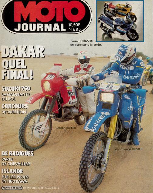 Histoire de la Yamaha Ténéré Mj240112