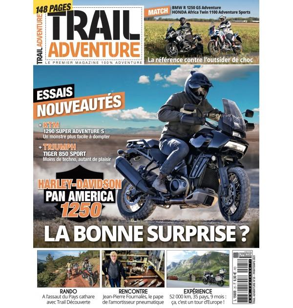 Amortisseurs Fournalès. Trail-11