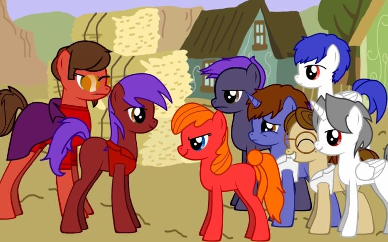 Neon Pegasus: Ponygelion Ponyge10