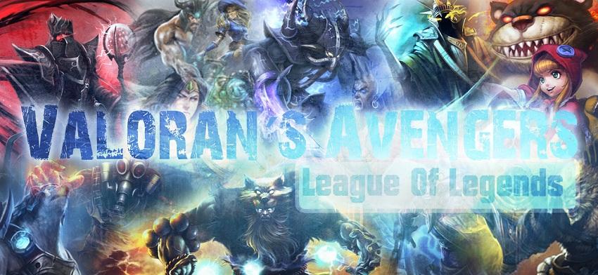 Comunidad Valoran's Avengers