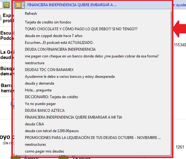 barra - DESCARGA NUESTRA NUEVA BARRA DE HERRAMIENTAS! Barra410