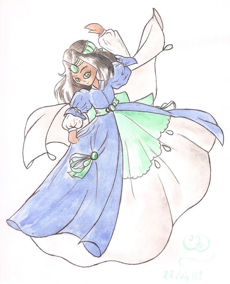 Saphirina a sorti ses crayons ! - Page 16 Jadepo11
