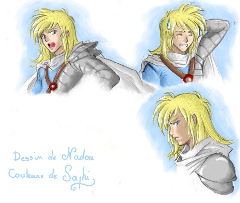 Saphirina a sorti ses crayons ! - Page 16 Recher12
