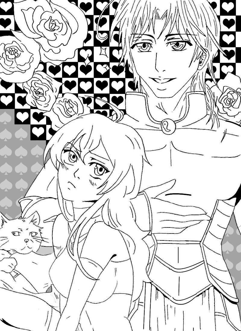 dessins mangakahanna - Page 12 Concou10