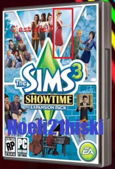 Les Sims™ 3 Showtime S3st10