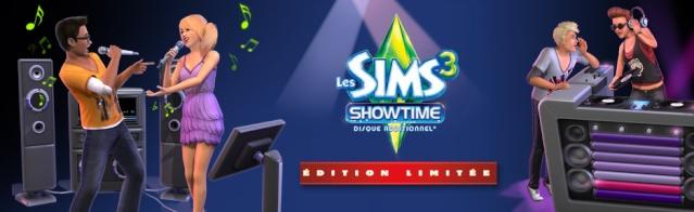 Les Sims™ 3 Showtime St910