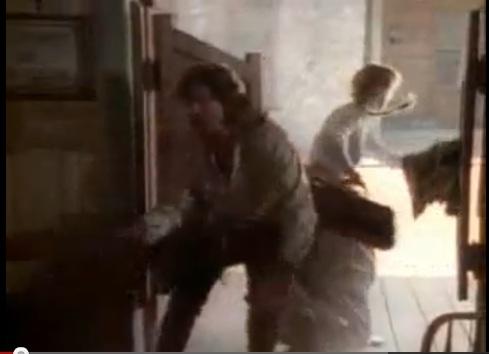 Joe Lando : un cascadeur...    Joe Lando stuntman 1x02_s12