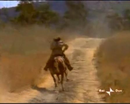 Joe Lando : un cascadeur...    Joe Lando stuntman 1x07_c10