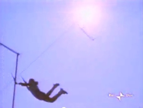 Joe Lando : un cascadeur...    Joe Lando stuntman Circo310