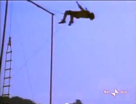 Joe Lando : un cascadeur...    Joe Lando stuntman Circo410