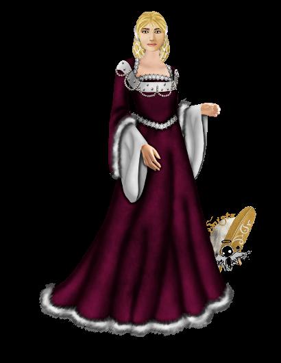 Les robes portées Rosa210
