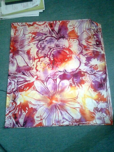 Kain lycra printed nk let go (urgent) Image011
