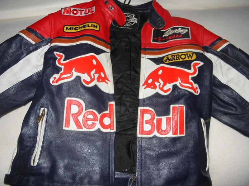 [VENDU] blouson cuir Red Bull Pb010110