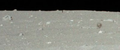 Apollo 11 Anomaly on the Lunar Surface 0985410