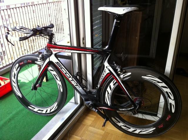 vds vélo complet scott plasma 2 limited neuf !!! Photo10