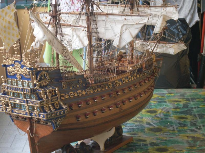 royal - Vendo Soleil Royal in scala 1:70 costruita artigianalmente Sdc11045