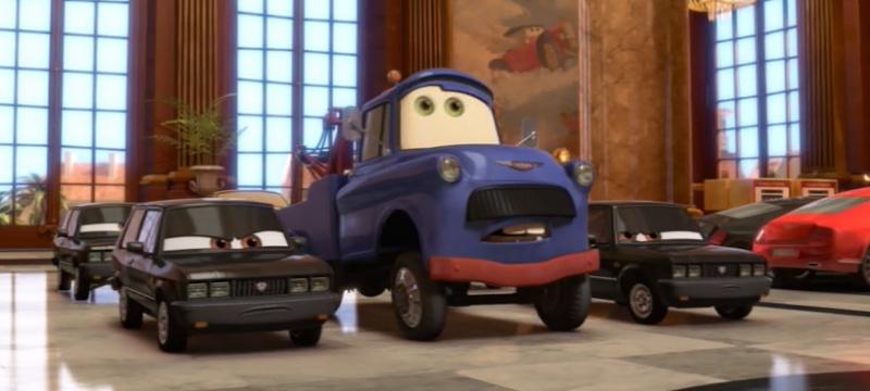 [Cars 2] Alexander Hugo 11010