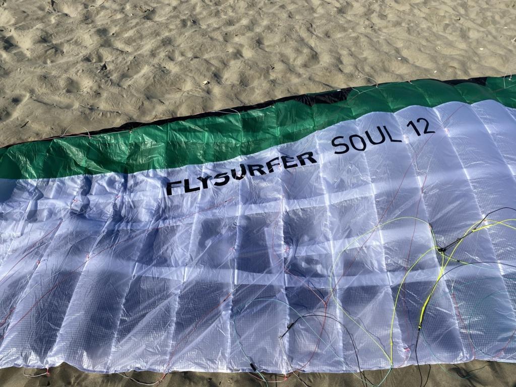 (VENDUE)SOUL 12+Barre Kite attitude état neuf Img_9214