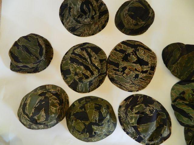 b746eabf626 Tiger Stripe head gear from the Nam........................