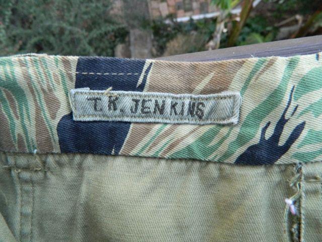 USMC custom Tiger stripe uniform to a JENKINS . Dscn1111