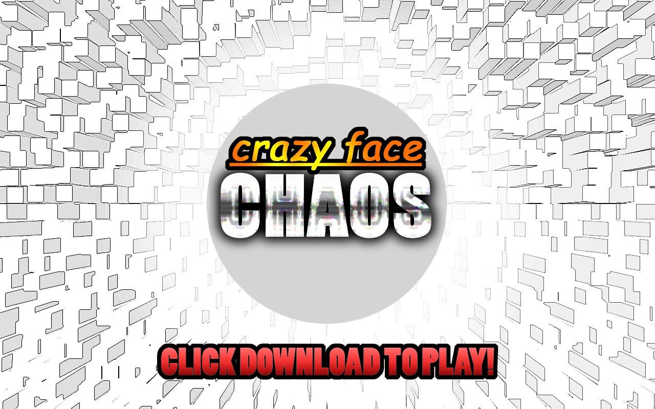 Crazy Face Chaos Logo_c10