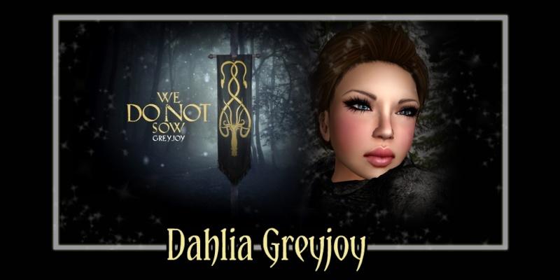 Lady Dahlia Greyjoy Dahlia12