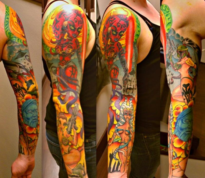 Star Wars Tattoos 38928311