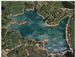 Bassin de Champagney – Grand lac public – Haute-Saône (70) Aa263