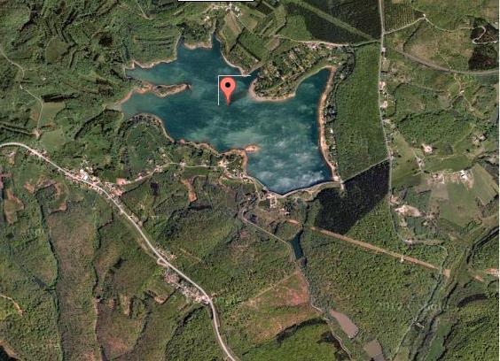 Bassin de Champagney – Grand lac public – Haute-Saône (70) Aa264