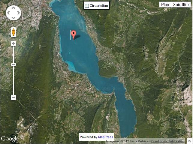 Lac d'Annecy – Grand lac public – Haute-Savoie (74) Aa270