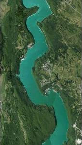 Lac de Vouglans – Grand lac public – Jura (39) Aa274
