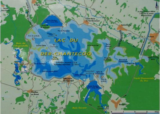 Lac du Der-Chantecoq – Grand lac public – Marne (51) Aa282