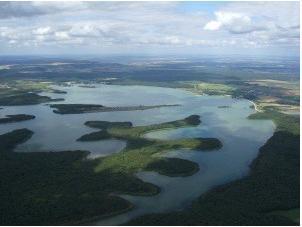 Lac de Madine – Grand lac public – La Meuse (55) Aa287